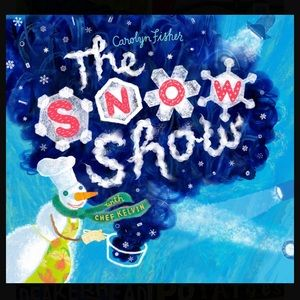 """🌈3/$20. Hardcover book """"The Snow Show"""""""